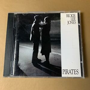 Pirates - Rickie Lee Jones (CD, 1986, Warner Bros.) 8 Tracks