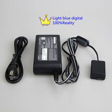 Sony Ac Adapter Power Ac-Pw20 for Alpha Camera a7 a7R a7S include power cable