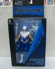 Captain Cold Action Figure from Dc Comics Super-Villains Series - Dc Direct/2013