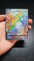Pokemon Charizard VMAX 74/73 Rainbow Secret Rare Champions Path PACK FRESH MINT!