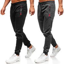 Jogger Hose Trainingshose Sporthose Fitness Classic Motiv Herren Mix BOLF Sport