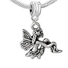 Fairy Charm Bead for European Snake Chain Charm Bracelet