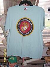 US Marine    Short Sleeve  Graphic T-Shirt