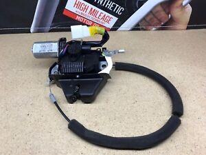 2006-2011 Lexus GS300 GS350 GS430 Trunk Lid POWER Lock Actuator Mechanism Latch