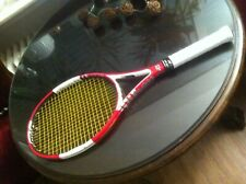Wilson RF pro staff Six One Team K Factor nCode 95 BLX raqueta de tenis Racket l2