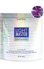 Matrix Light Master Bleach Powder 500g(FREE 48 Hr TRACKED DELIVERY)