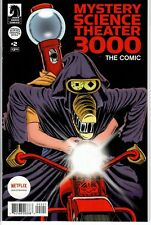 Mystery Science Theater 3000 Comic #2 Servo Crow Vance Variant B