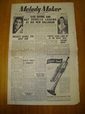 MELODY MAKER 1947 #729 JAZZ SWING TITO BURNS AMBROSE