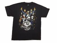 Suicide Squad Color Group DC Comics Licensed Adult T-Shirt