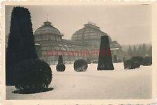 2 x Foto, Schloß und Palmengarten in Wien (N)1815