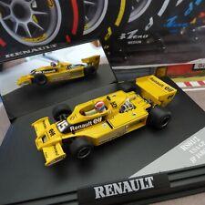 RENAULT RS01/2 GP DES USA JABBOUILLE 1/43 VITESSE