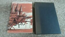 Ben Hur - a Tale of Christ. Lew Wallace. Heritage Press Hardcover w Slip Case