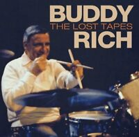 BUDDY RICH - THE LOST TAPES RECORDED IN APRIL 1985 IN SAN FRANCISCO  CD NEW!