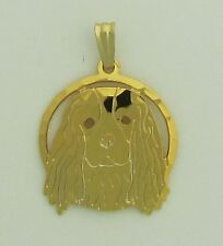 Cavalier King Charles Jewelry Pendant by Touchstone Dog Designs