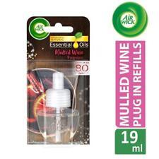 AirWick Air Freshner Electrical Plug In Refills Mulled Wine Fragrance 19ml