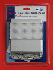 "Bt loud indoor téléphone bell 50E ""brand new & sealed"" gratuit 1st classe post!"