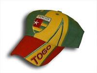 Togo Kappe Cap Cape Universalgröße  Fan Kurve +neu+ WM