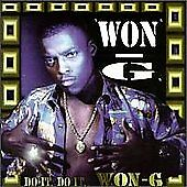 Do It, Do It Won-G • used CD/signed & dedicated front insert • will ship WW