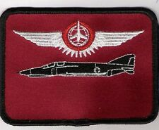 GERMAN AIR FORCE LUFTWAFFE F4 PHANTOM KAMPFBEOBACHTER KBO FLIGHT SUIT NAME TAG