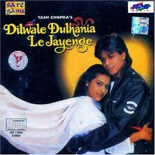 DILWALE DULHANIA LE JAYENGE - ORIGINAL BOLLYWOOD SOUNDTRACK CD - FREE POST
