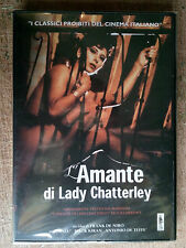 L'amante di lady Chatterley - regia di Frank De Niro - dvd Nuovo Sigillato