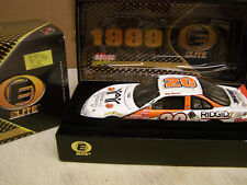 1999 Tony Stewart  #20 HABITAT FOR HUMANITY  Elite Diecast    Limited Edition