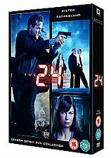 24 - Series 7 - Complete (DVD, 2009)