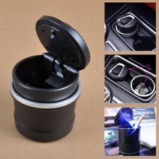 Car Interior LED Ashtray Trash Cans For BMW 1 3 5 7series E70 E71 E90 E92 E93 X1