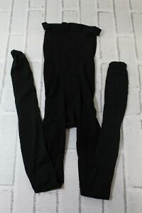 Spanx High-Waisted Luxe Leg FH5315 Tights - Women's Size E, Very Black NEW