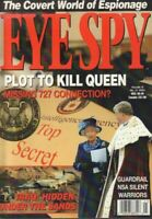 Eye Spy magazine  Vol.3 # 21 2003 Queen Elizabeth Richard Tomlinson 053019DBE