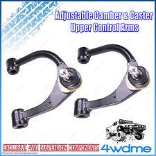 Nissan Navara D40 Adjustable Upper Control Arm Camber & Caster Correction Kit