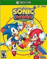 Sonic Mania Plus (Microsoft Xbox One, 2018)