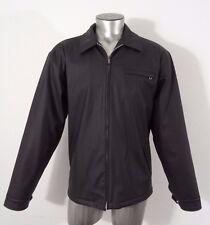 Quiksilver men's water proof jacket black L