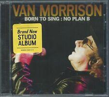 CD: VAN MORRISON - Born To Sing: No Plan B  (NEW)