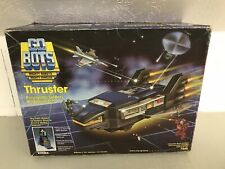 Go Bots Thruster Renegade Robots Headquarters BOX ONLY 7245 Tonka Gobots 1985