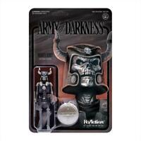 Super7 Army Of Darkness ReAction Figure Wave 2 - Deadite Scout (Midnight)