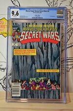Marvel Super Heroes Secret Wars #4 CGC 9.6 UPC Canadian Price Variant (CPV)