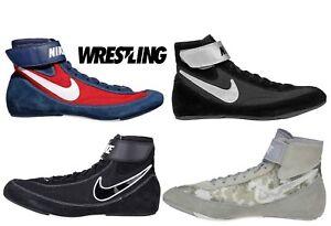Nike Speedsweep VII Wrestling-Schuhe Boxstiefel Combat Sportschuhe Ringerschuhe