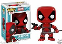 Funko Pop Vinyl Marvel Bobble Head Figure Deadpool 20