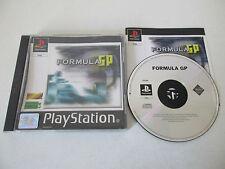 FORMULA GP - SONY PLAYSTATION - JEU PS1 PSX COMPLET