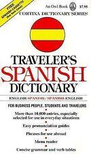 Diccionario inglés/español - español/inglés: Traveler's Spanish Dictionary (Cort