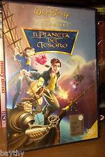 Il pianeta del tesoro DVD