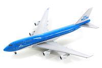"""Herpa Wings 529921-001 KLM Boeing 747-400 REG#PH-BFN """"City of Nairobi"""" 1/500 New"""