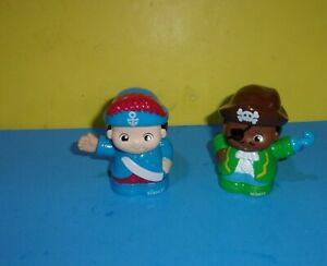 Vtech Treasure Seekers Pirate Ship Replacement Pirate Play Figures