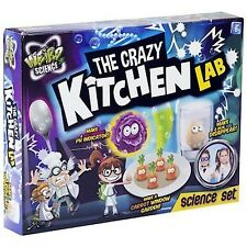 Grafix Weird Science The Crazy Kitchen Lab Slime Balls Fun Experiments for Kids