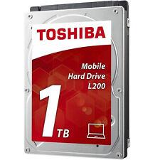 "1000 GB Toshiba HDWJ110 HDD Notebook Festplatte 8MB Cache 2,5"" 1TB"