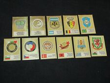 BADGES PAYS FOOTBALL CLUB BADGES 1975 PANINI 1 image sticker choix pick choice
