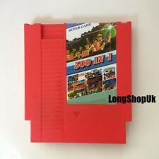 500 in 1 NES Classic Nintendo Super Game Cartridge Contra TMNT Mario Bobble2