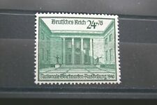 German Stamps. 1940 THIRD REICH ISSUE. M/MINT.