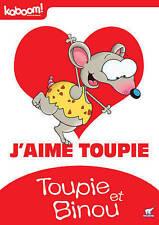 Toupie Et Binou - J Aime Toupie (Fs)  DVD NEW